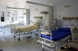 nemocniční lehátka